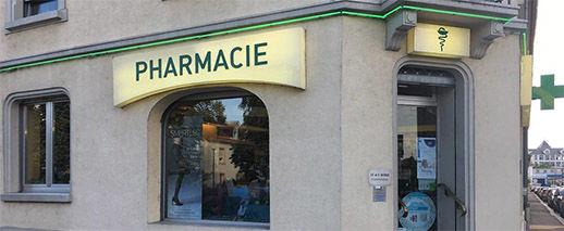 Pharmacie du Brustlein, MULHOUSE